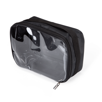 Travel Makeup Bag Black L icon